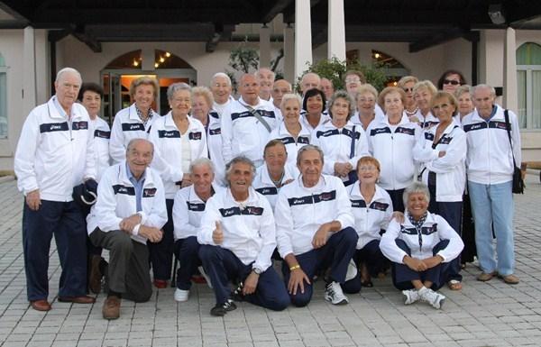 gruppo Milano alle Olimpiadi 2012