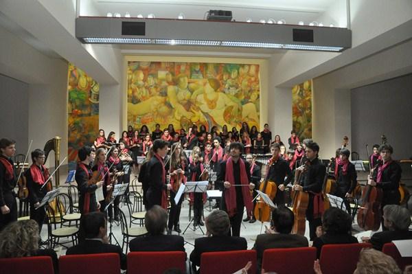 Click to view album: serata Concerto 12 dicembre 2012