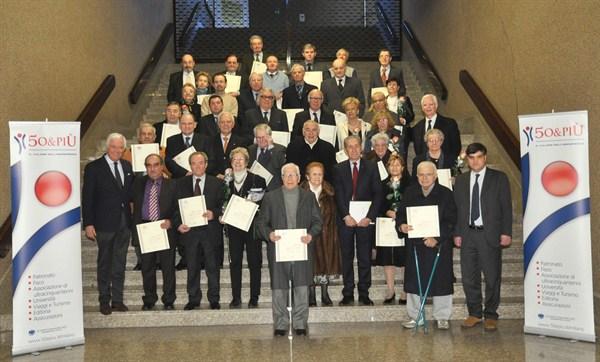 Click to view album: Premiazione Maestri del Commercio 3 febbraio 2013